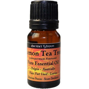 Olio essenziale - Lemon tea tree   10 ml