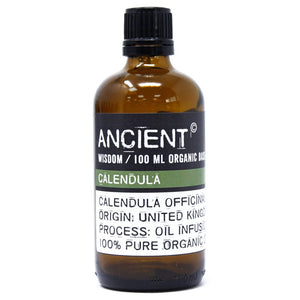 Oli Base Organici - Calendula - 100ml