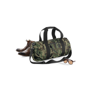 Camo Barrel Bag BG173