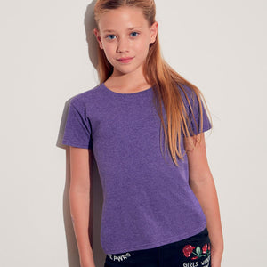 T-Shirt Bambina FRUIT OF THE LOOM FR610250