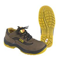 SCARPA BASSA MARRON NABUCKS3