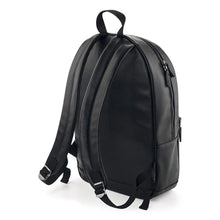 Carica l'immagine nel visualizzatore di Gallery, ZAINO - Faux Leather Fashion Backpack