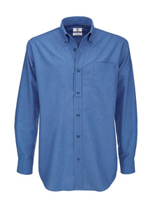 Camicia maniche lunghe  B&C COLLECTION