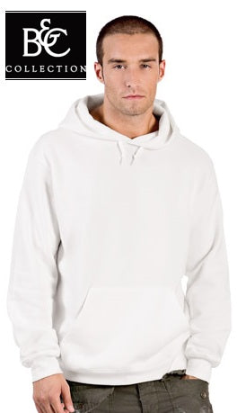 B&C felpa sweat shirt hooded 3XL cappuccio