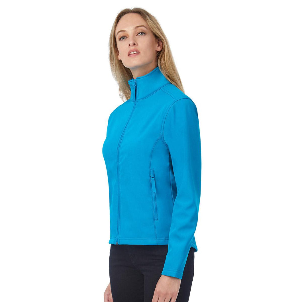 Giacca in Softshell  B&C COLLECTION