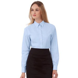 Camicia da donna manica lunga B&C COLLECTION