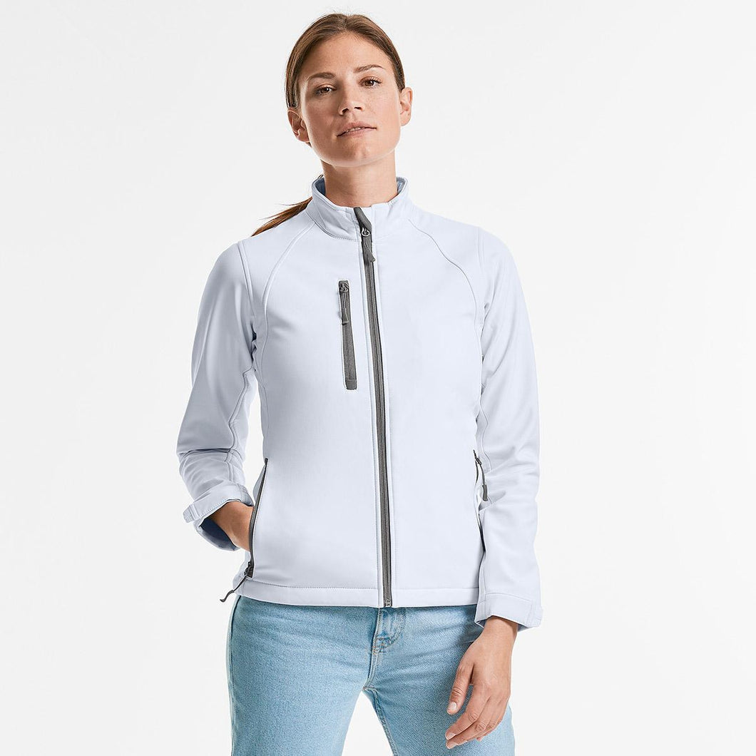 Giacca in softshell  RUSSELL
