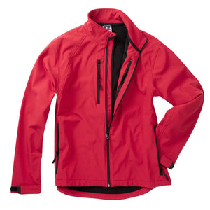 Giacca in softshell con tessuto a 3 strati RUSSELL 3XL,4XL