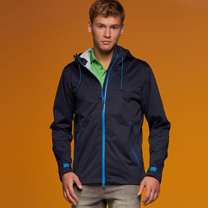 Giacca in softshell ultraleggera JAMES&NICHOLSON