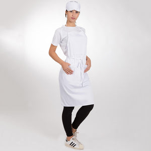Parananza Apron with Bib MI012