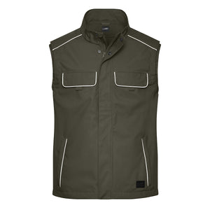 Giacca in softshell robusta JAMES&NICHOLSON