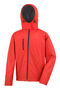 Giacca in softshell anti-vento RESULT