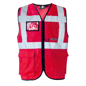 Gilet di sicurezza Executive multifunzione KORNTEX