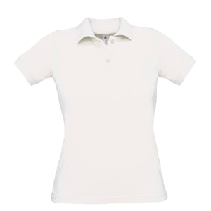 Polo da donna piquet maniche corte B&C COLLECTION