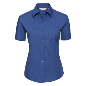 Camicia in popeline RUSSELL