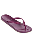 Ipanema Beach ladies flipflop Berry purple