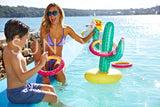 SUNNYLIFE INFLATABLE CACTOSS GAME ON WATER