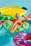 SUNNYLIFE COOL BANANAS INFLATABLE GIANT POOL RING