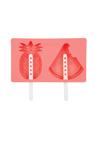 SUNNYLIFE FRUIT SALAD ICE POP MOULDS