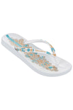 Ipanema Lovely ladies flipflops white