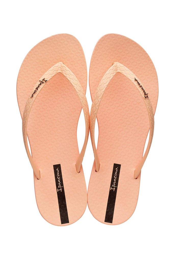 IPANEMA SALMON WAVE FLIPFLOPS
