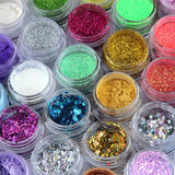 5ml Cosmetic Glitter - variations