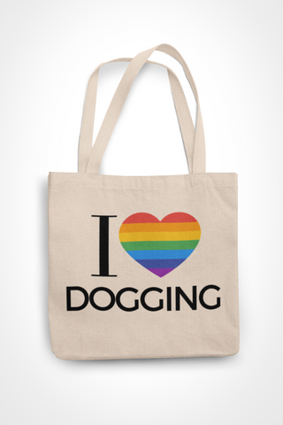 I Love Dogging