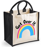 Pansexual Rainbow Get Over It