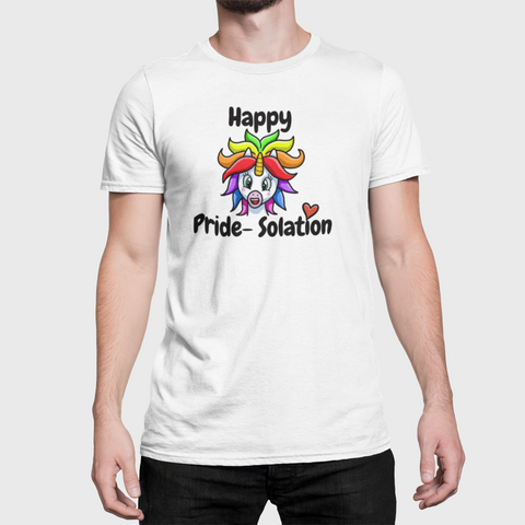 Happy Pride-Solation T Shirt