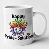 Happy Pride-solation Mug