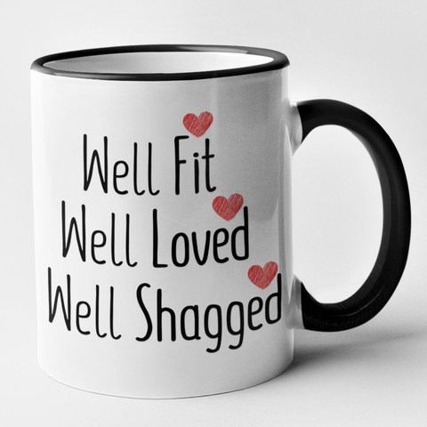 Well Fit, Well Loved, Well Shagged