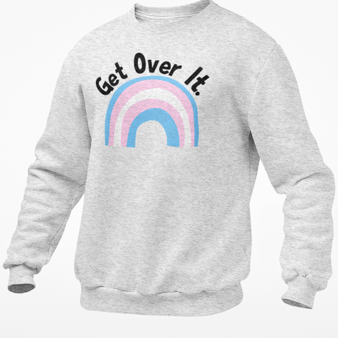 Get Over It -Trans Jumper