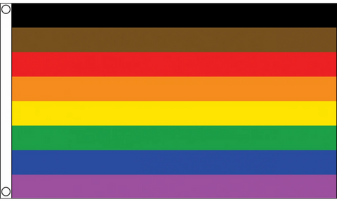 Rainbow Pride Flag (new design)