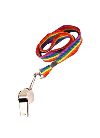 Rainbow Party Whistle