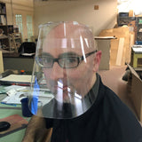Origami Face Shield