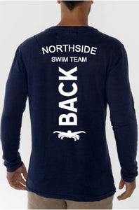 Swim team tshirt, Free style, Fly, Breat stroke, Back stroke