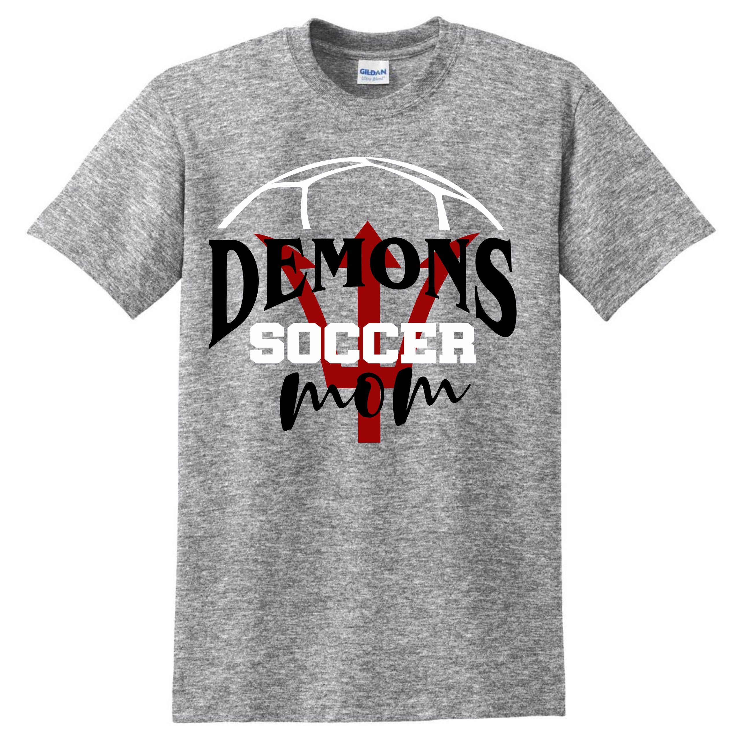 soccer team shirt, soccer mom fan shirt