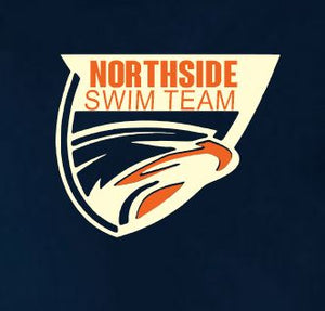 Anorak pack n go, team jacket, northside swim team
