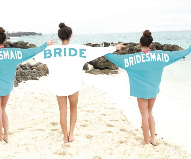 wedding party jersey, billboard jersey, bridesmaids gift, bachlerotte party,