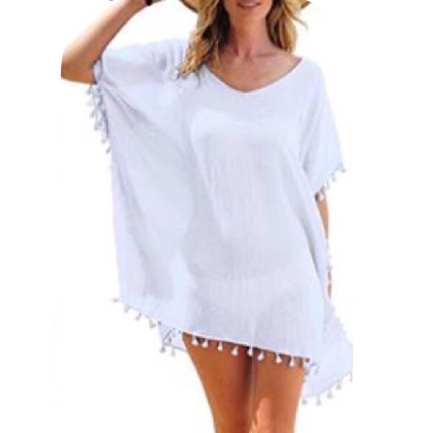 Bathing suit coverup, beach coverup