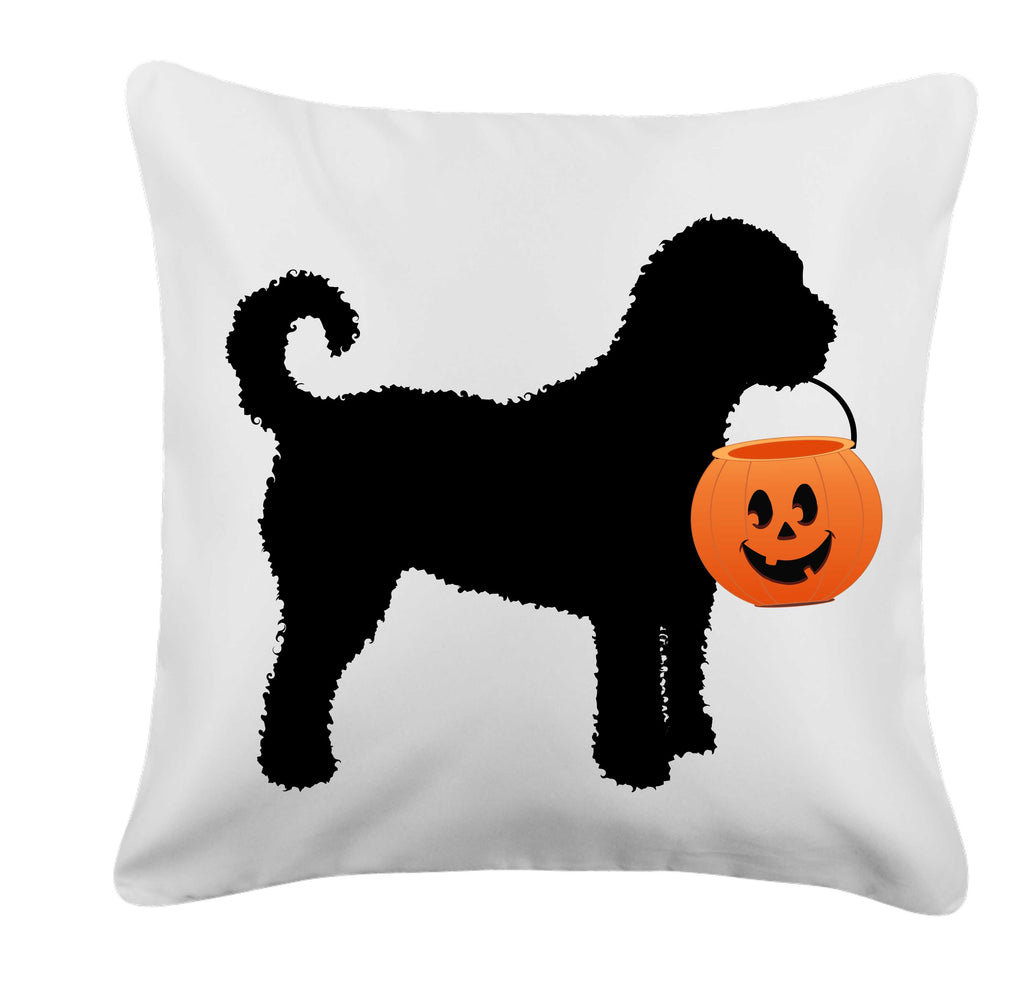 Halloween decor pillow cover