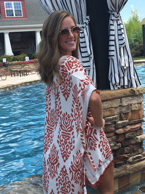 Beach coverup, bathingsuit coverup