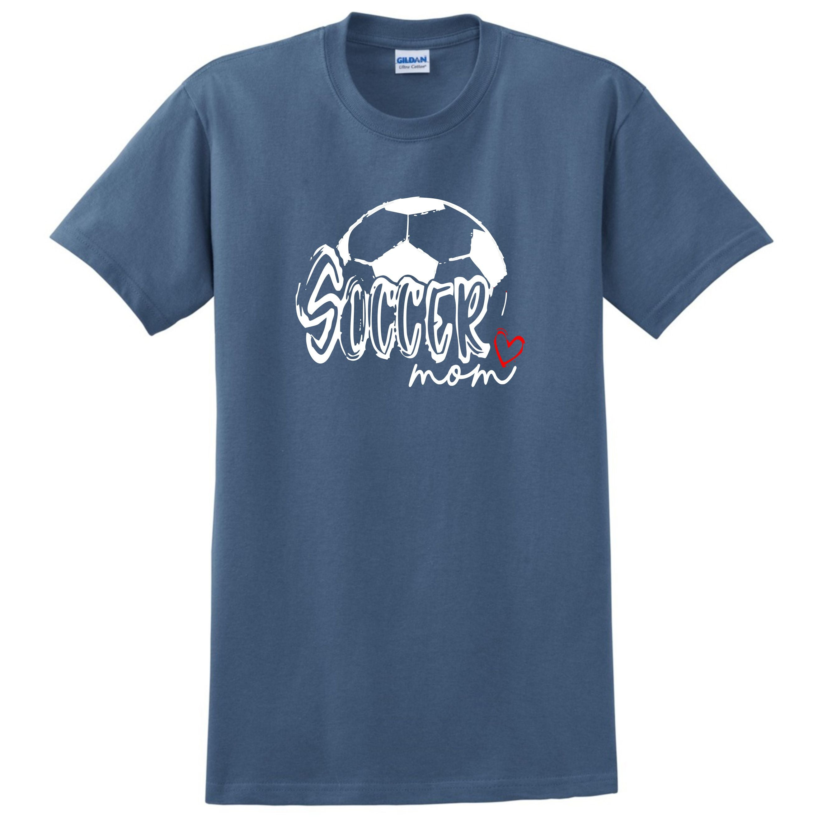 soccer mom t shirt