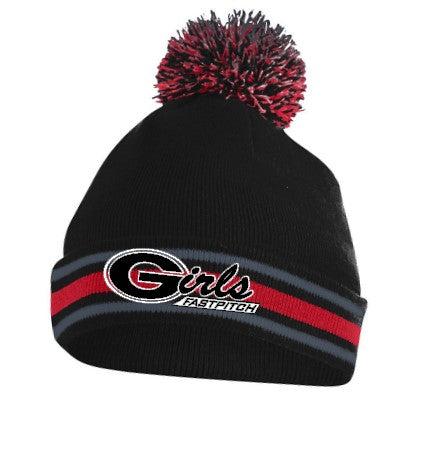 winter beanie, team apparel hat,