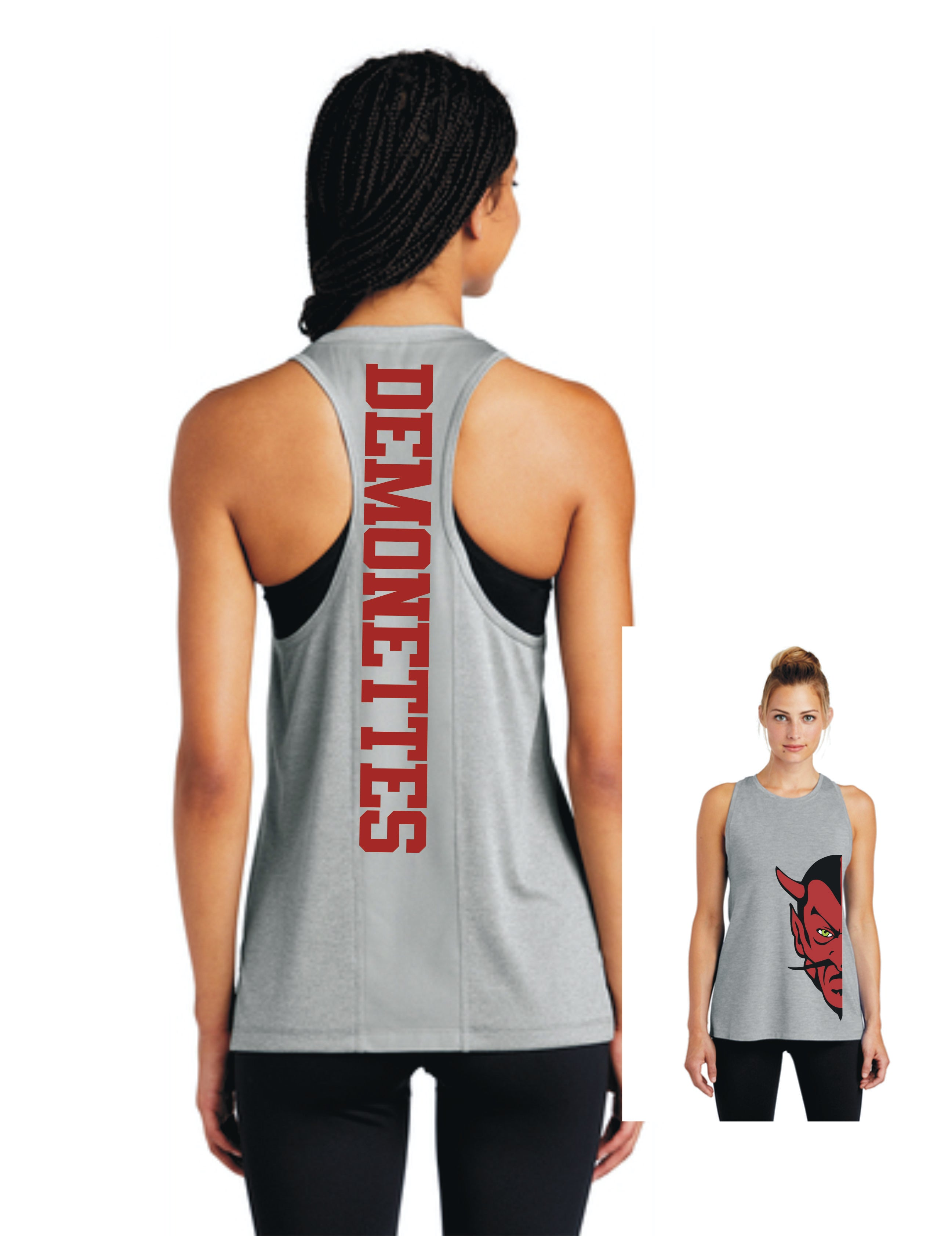 Sports tank top, Graphic sports tank
