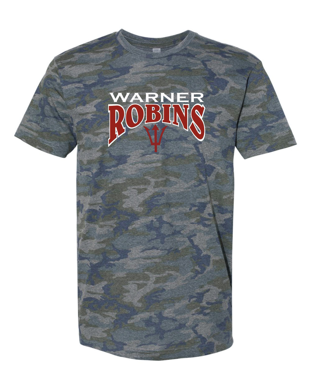 Demons camo team shirt
