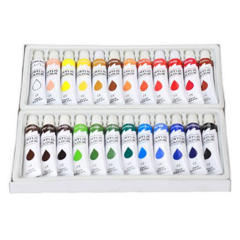 best acrylic paint set