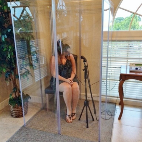 best portable recording booth