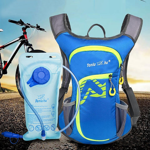 2.0L Water Hydration Backpack Bladder Bottle