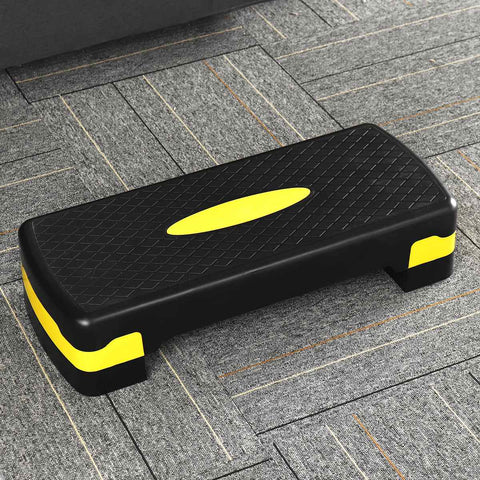 best aerobic stepper platform